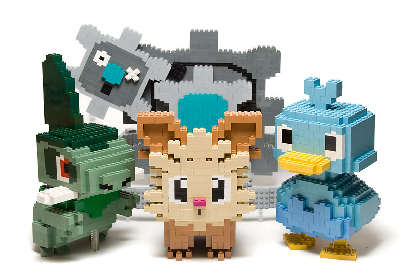 how to make pokemon cards out of legos