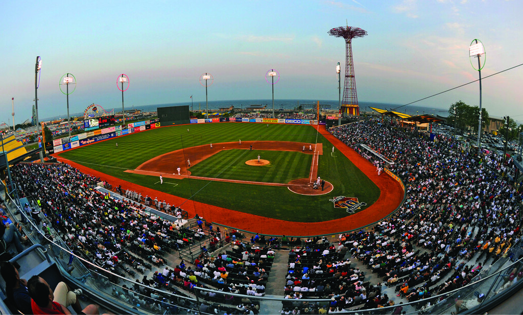 mcu park brooklyn ny situated   shadow   la flickr