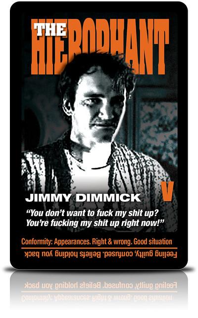 Pulp Fiction Tarot: V ...