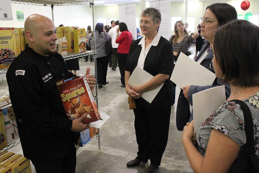 San Antonio Food Bank Volunteer Hours