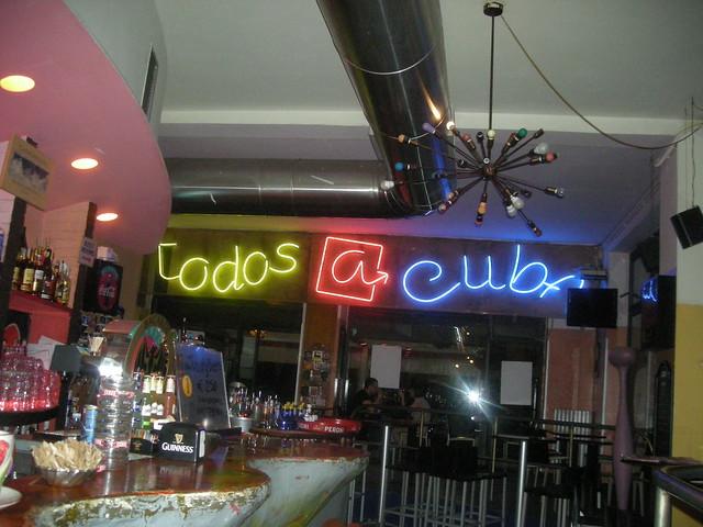 Todos a Cuba