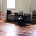 Service Department at old Moog factory (2004 Riverside Dr.)