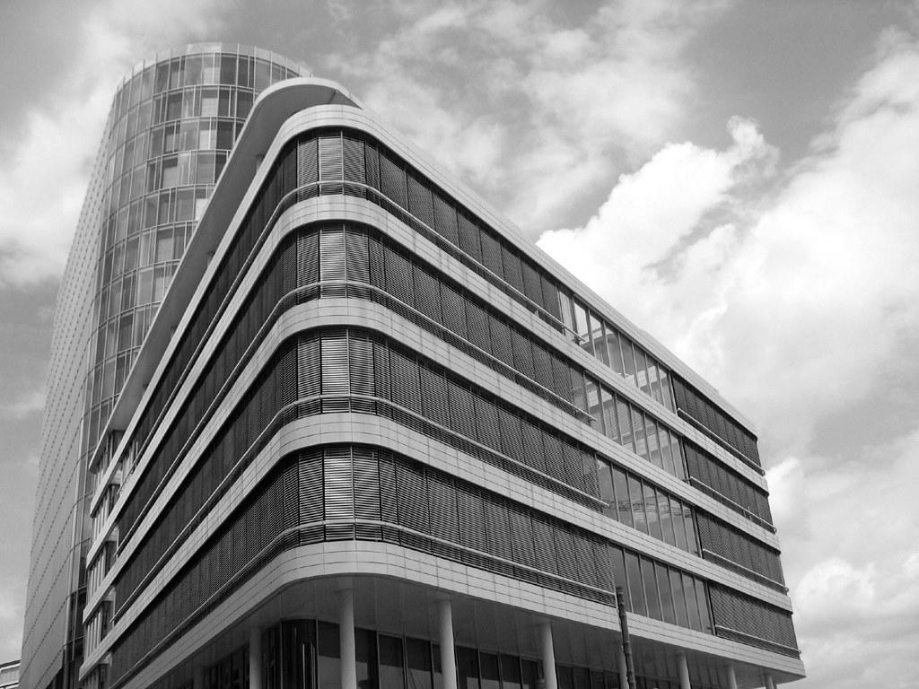 Banking District - Stuttgart Germany