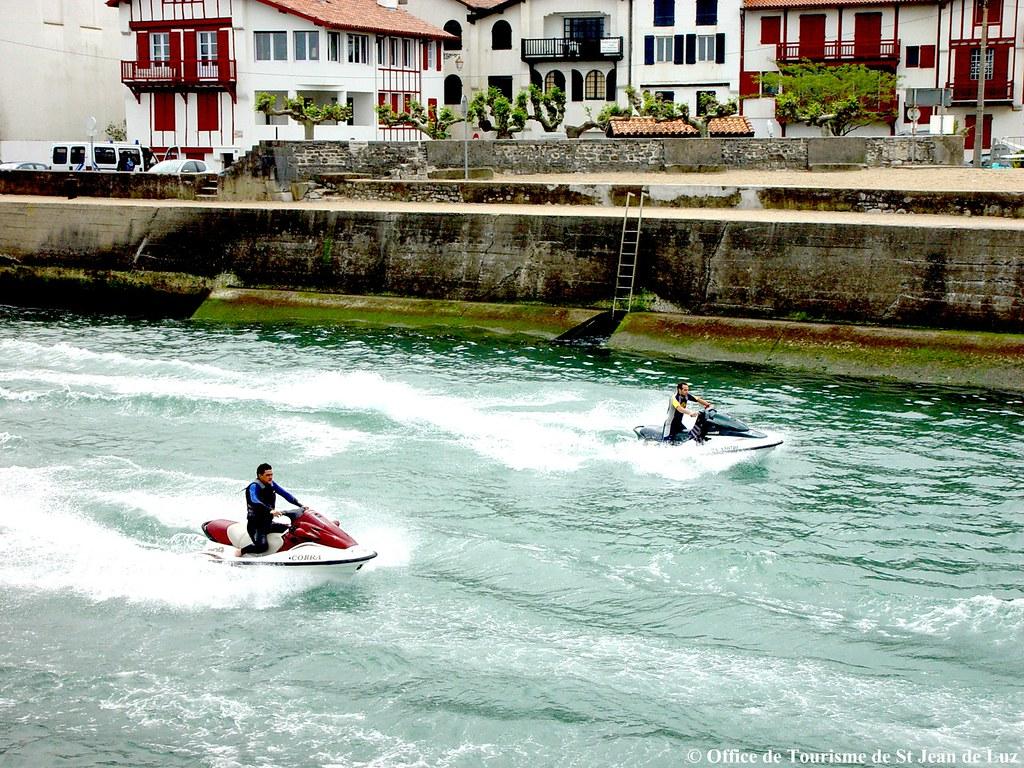 Jet ski office de tourisme de saint jean de luz sortie - Office de tourisme de saint jean de luz ...