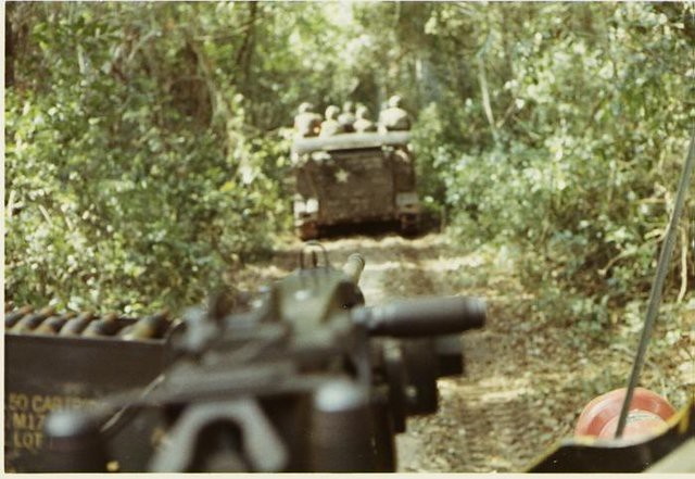 Inside Cambodia   Cambodian Incursion 1970   25ID PAO   Flickr