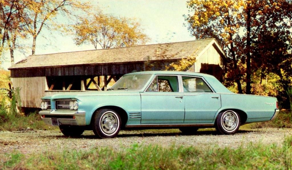 1964 Pontiac Tempest Custom 4 Door Sedan Alden Jewell