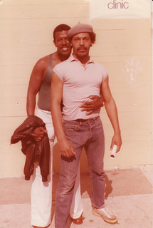 Passionate African American men, early 1980s | by Climbing Kilimanjaro