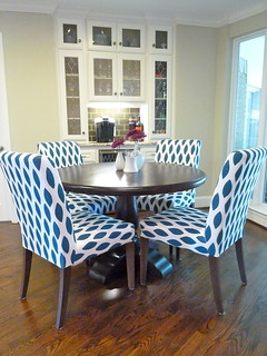 The Saga of the Breakfast Room Chairs: Finished!! | by It's Great To Be Home