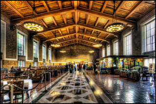 Los Angeles Union Station | by szeke