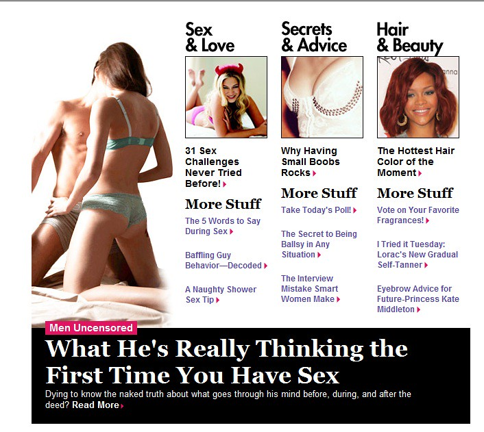 50 Cosmo Sex Moves, Annotated Edition -