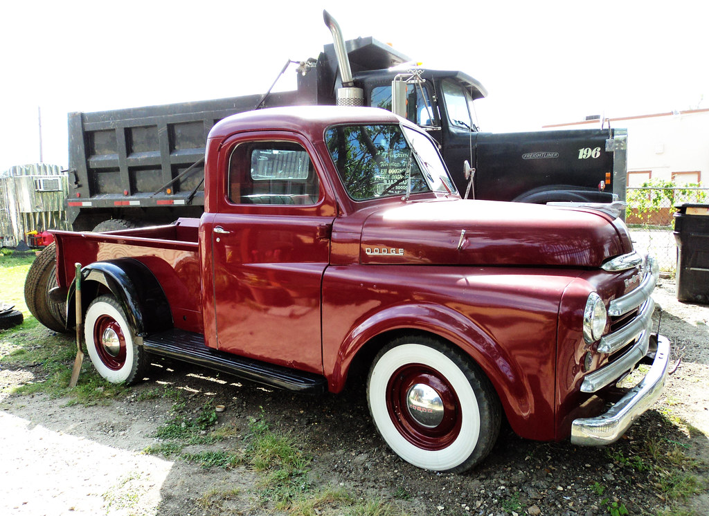1949 Dodge Pickup Truck East End Houston Texas 04101116