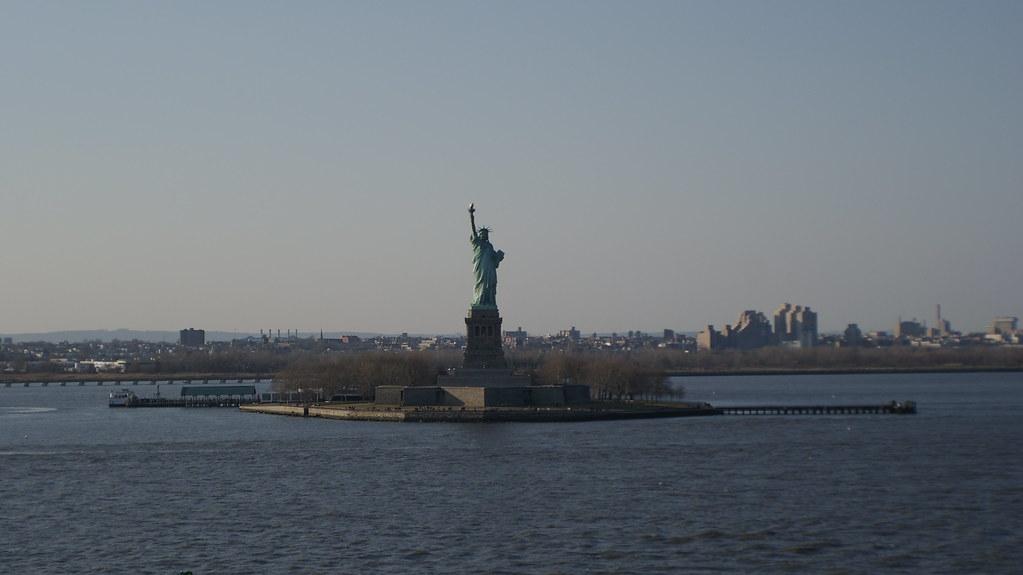 Liberty Island New York Ny