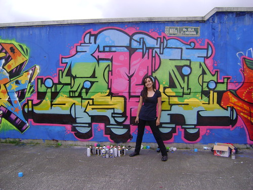 RMNOBY GRAFFITI - NICKY LUNA MODELO | Flickr - Photo Sharing!