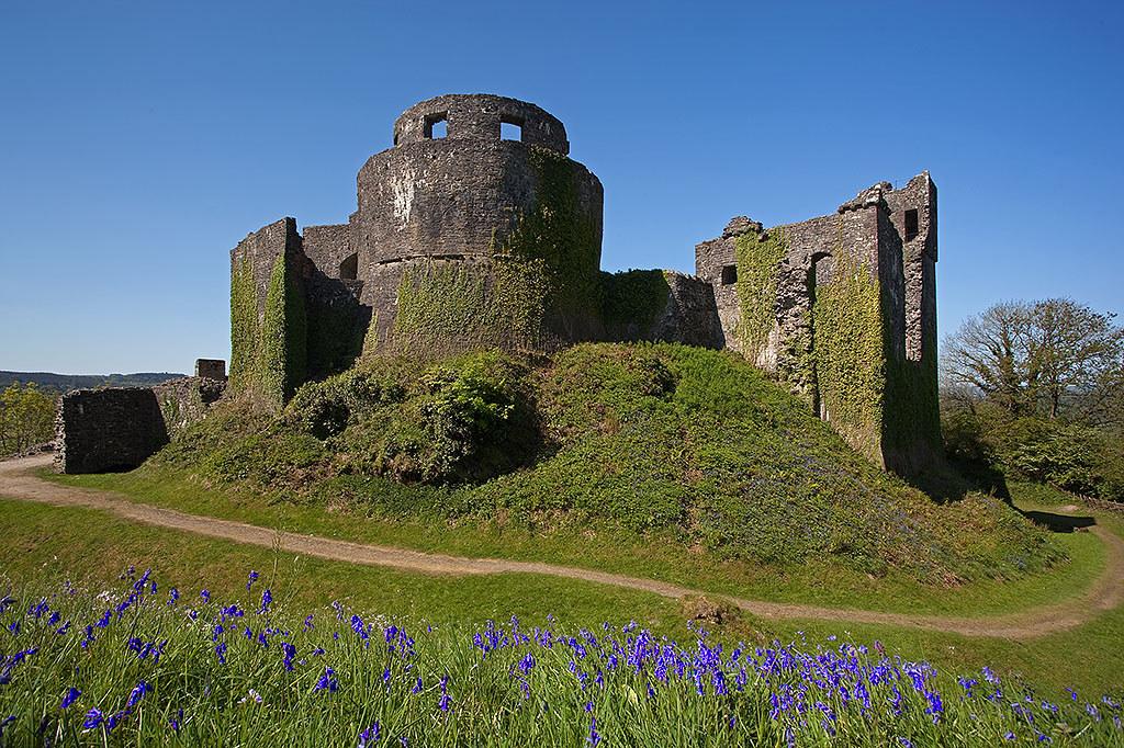 Dinefwr Castle - Carmarthenshire | A Native Welsh Castle / O… | Flickr