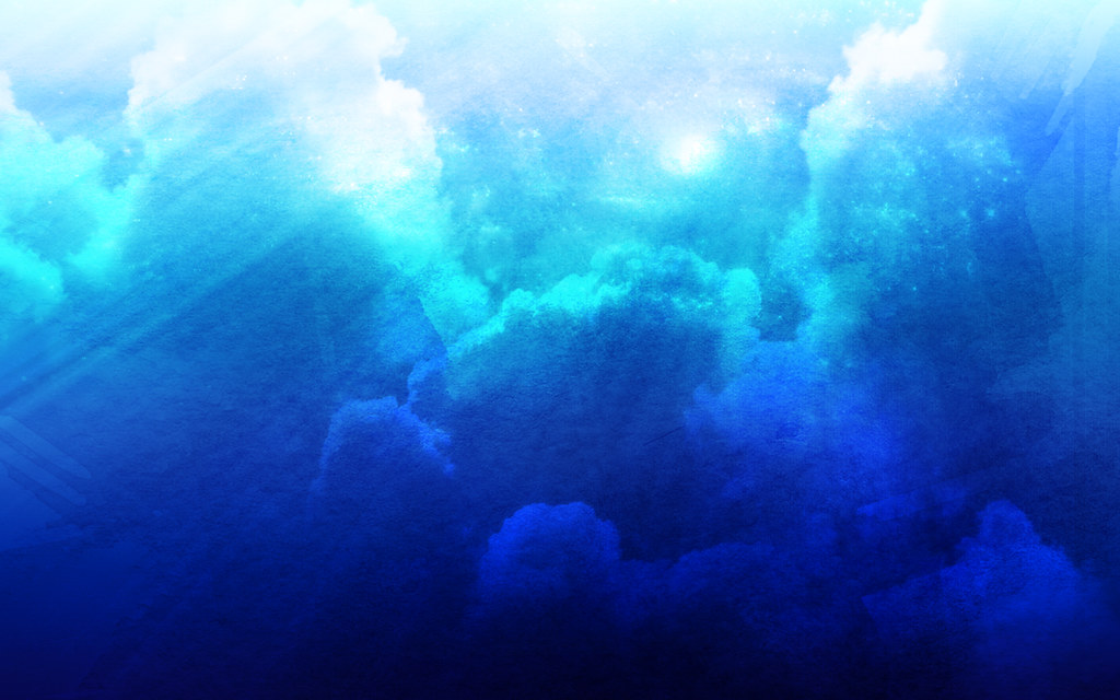 Dark Blue Background Images Wallpapertag: Free Abstract Cloudy Sky Gradient Dark Blue Background