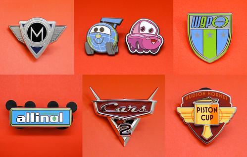 Hudson Hornet Badge Cars
