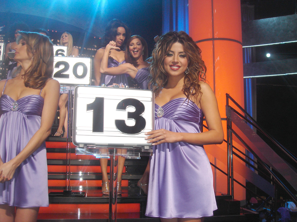 deal girls Deal or no deal has 26 models who bring various amounts of money from $01 to $1,000,000 or higher here are the 26 permanent models of deal or no deal.