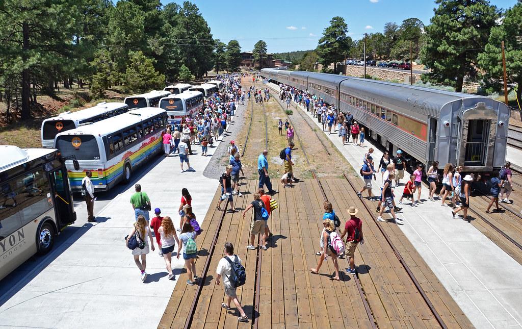 0155 Grand Canyon Railroad Depot 4000 X 2518 July 2