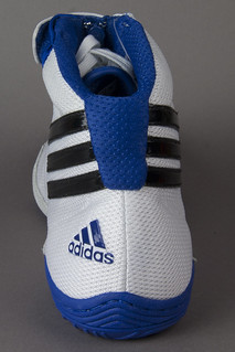 adidas Adizero Wrestling Shoes Royal Blue and White adidas Adizero Wrestling Shoes Royal Blue and White View 5 | by wrestlinggear