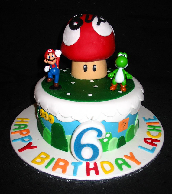 K Cake Box