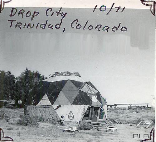Trinidad (CO) United States  city images : Drop City, Colorado | Trinidad, Co. 1971 | By: BURGESS CUSTOM ...
