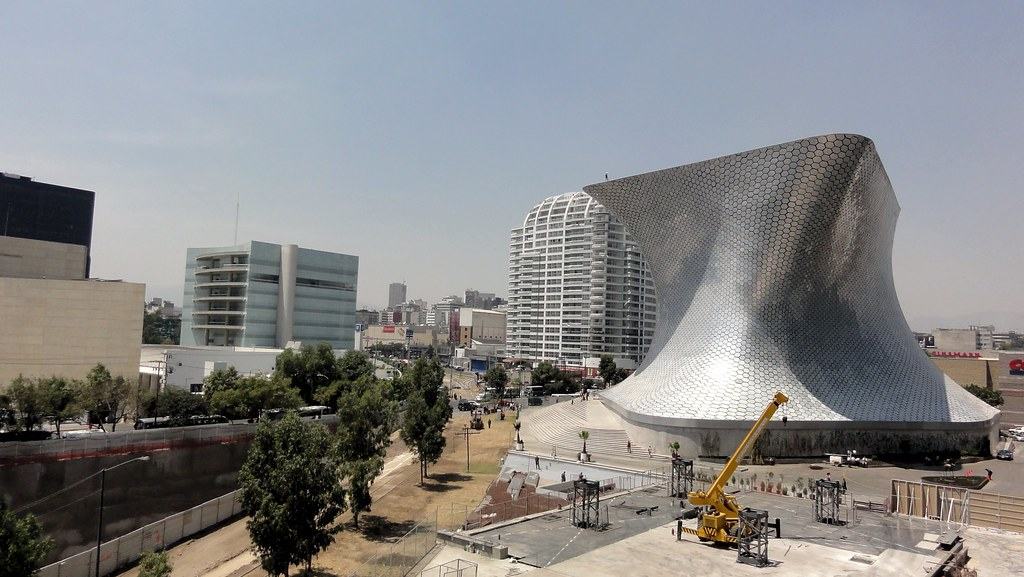 New Museum Mexico City