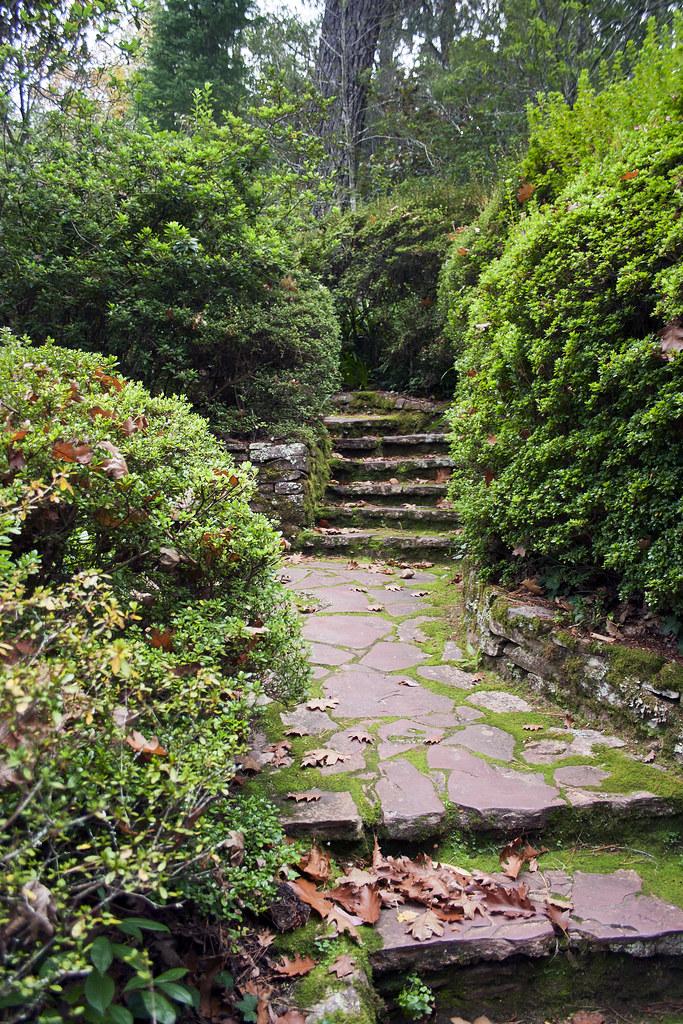 Decorar Escaleras De Jardin Con Musaicos
