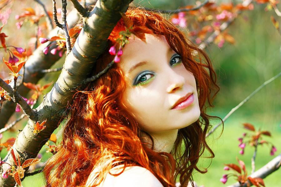 Dating a redhead girl yahoo