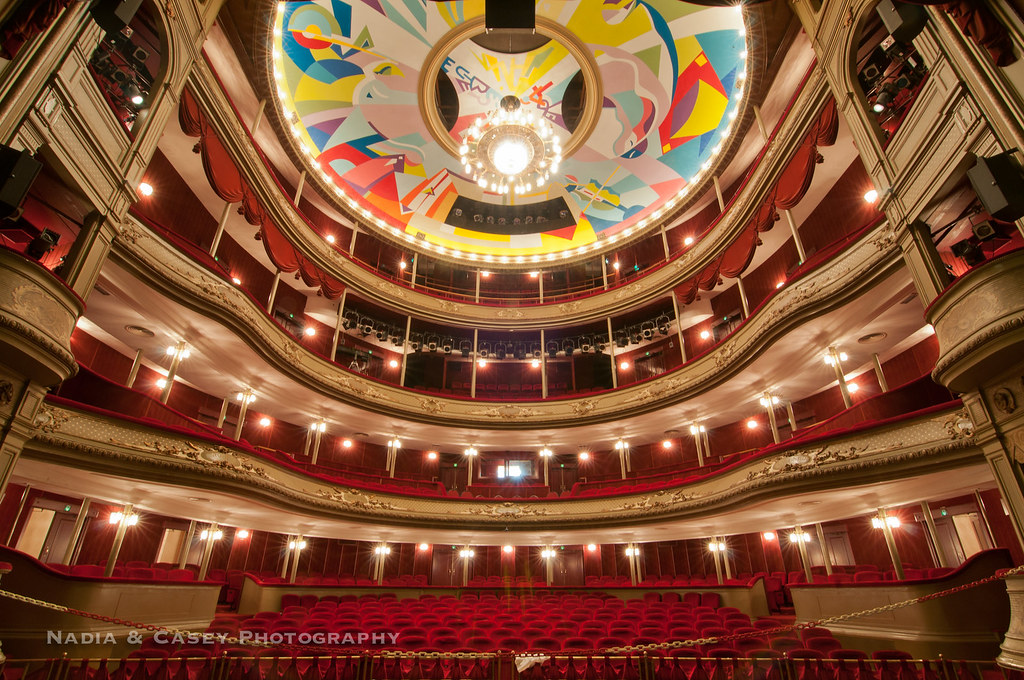 Groningen Theater Stadsschouwburg Amsterdam Netherlands Flickr