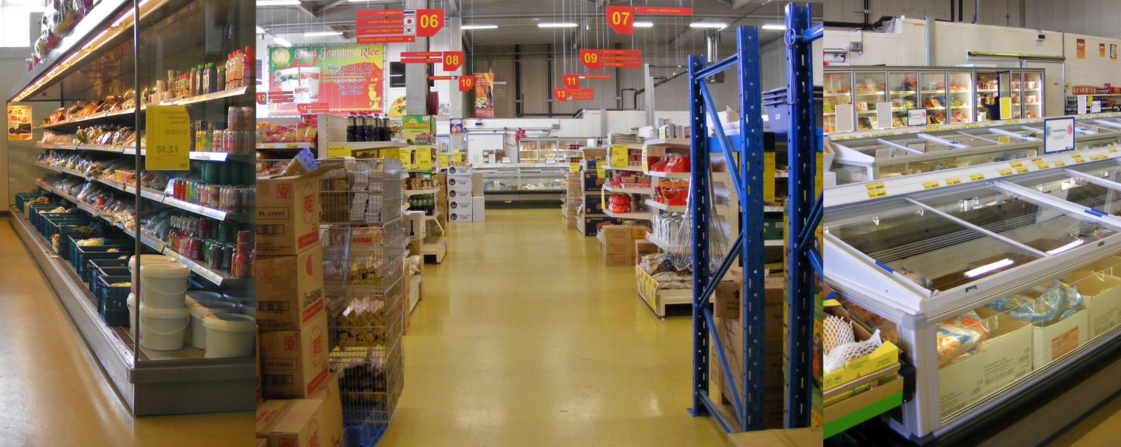 Keukenspullen Den Haag : Wah Nam Hong (Cash & Carry) in Leidschenveen, Forepark Aziatische
