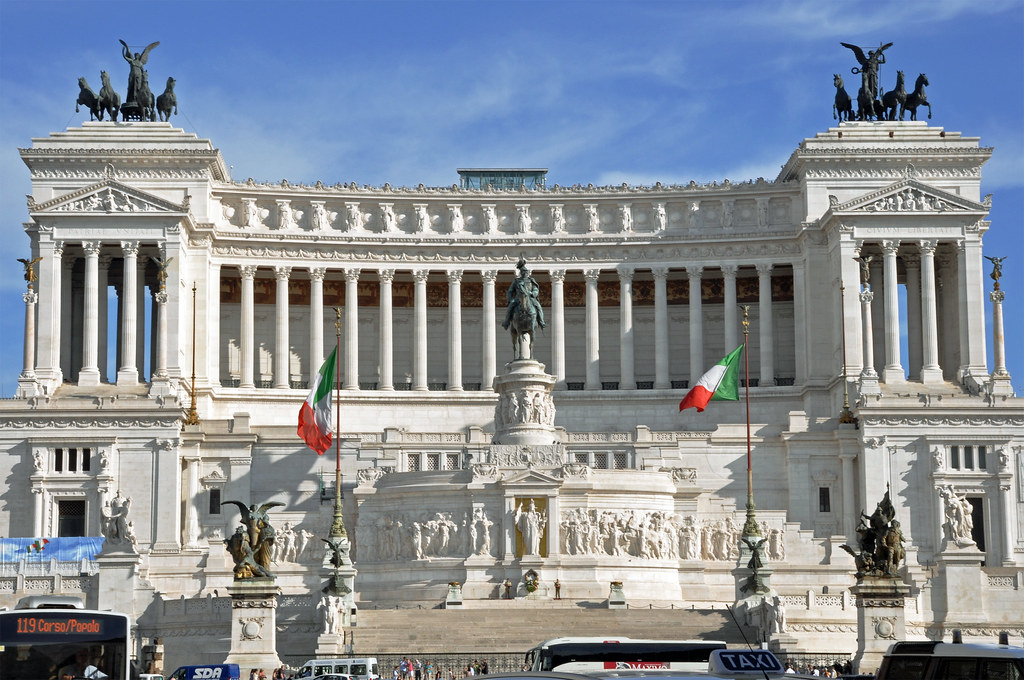 wedding cakes rome italy altare della patria aka the wedding cake i to 25387