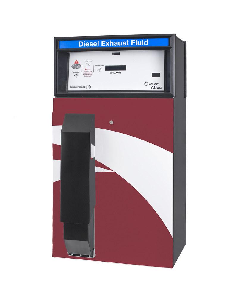 Gasboy Atlas Diesel Exhaust Fluid Def Dispenser For Flee
