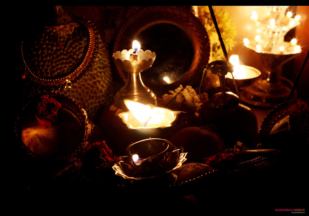 Vishu Kani And Piercing It Went Through The Vast Darkness Flickr