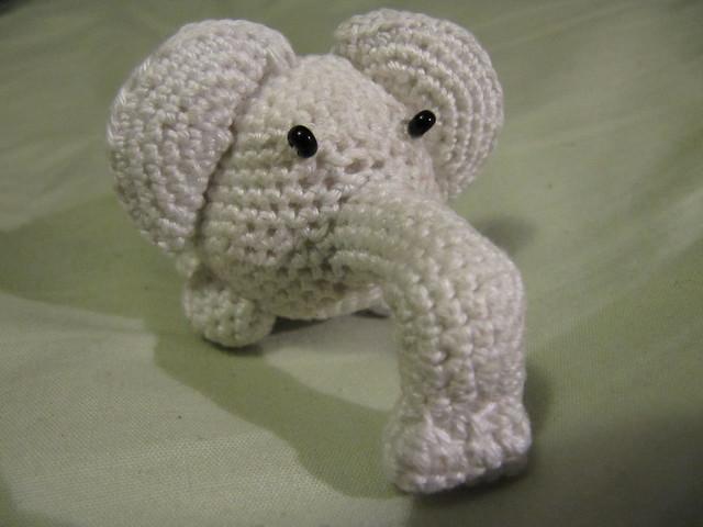 Amigurumi Elephant Flickr - Photo Sharing!