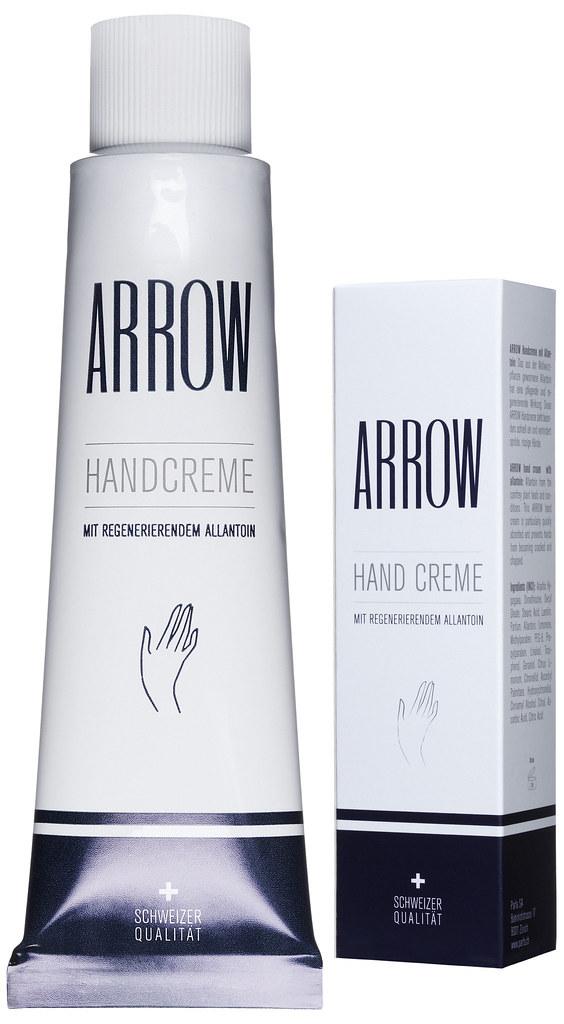 arrow handcreme mit allantoin gegen trockene spr de und r flickr. Black Bedroom Furniture Sets. Home Design Ideas