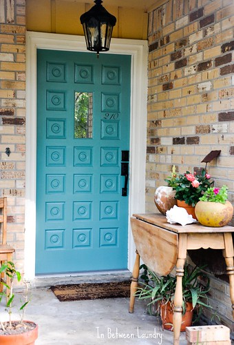 front porch makeover | by inbetweenlaundry