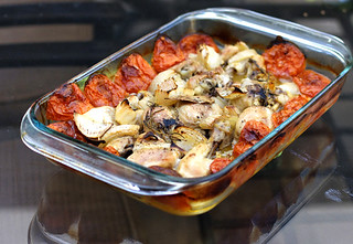 Chicken Cacciatore | by AZ Cookbook