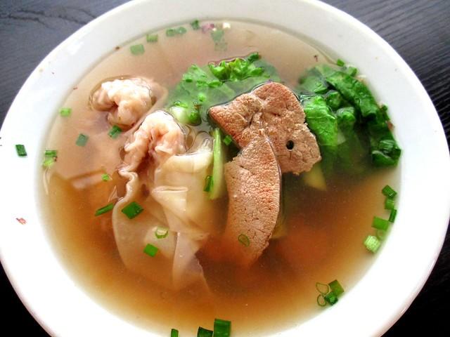Yong Garden liver soup
