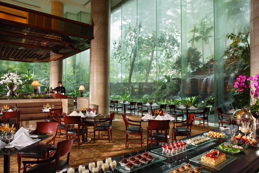 喜来登大厦新加坡餐厅(高分辨率)(1)