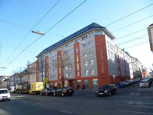 Wien Senator Hotel Vienna
