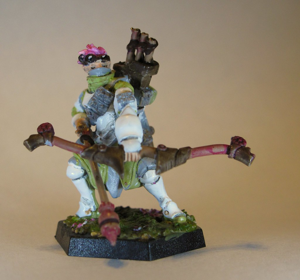 Bokonon Wilden Seeker This Miniature Is One Of The