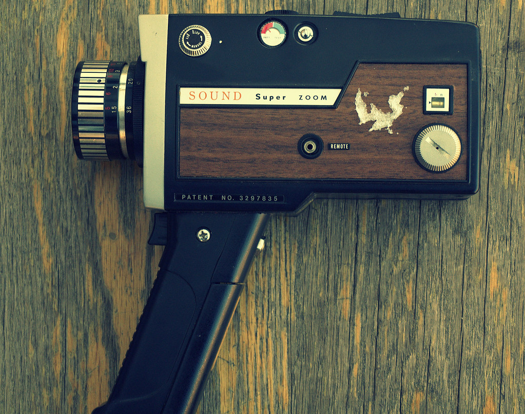 how to get sound off of super 8