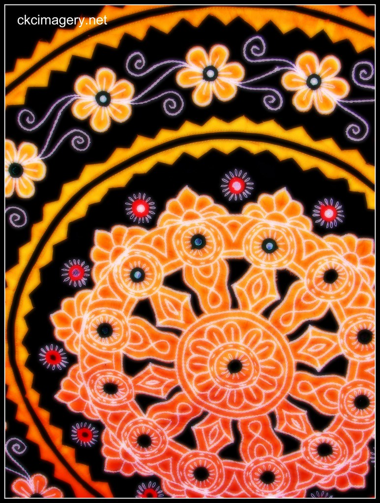 south asian design | indian tapestry cloth. this image was t… | flickr