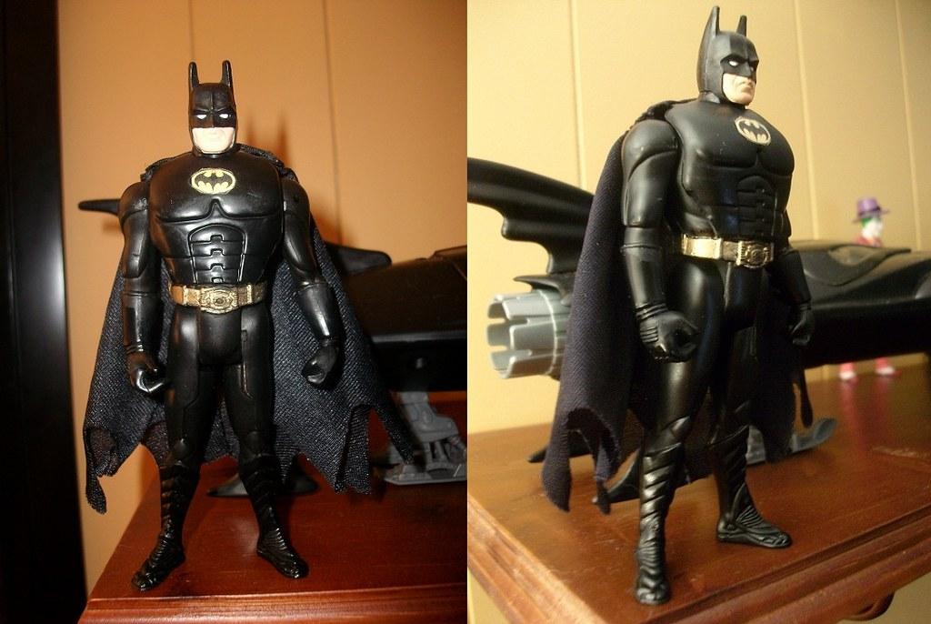 batman returns custom kenner figure my batman returns