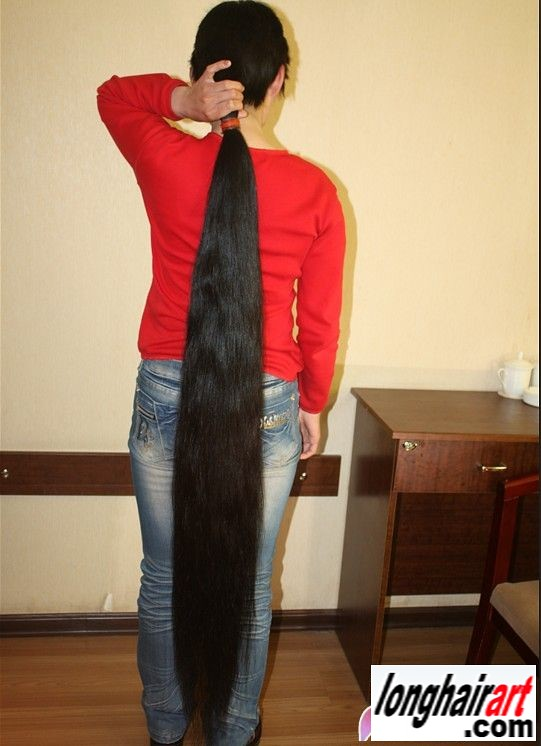 13 Long Hair For Sale 150 Cm Thick Wonderful Super