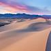 Solidute, Mesquite Dunes, Death Valley National Park
