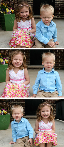 Toddler + Preschooler = Impossible to Photograph | by Fresh Lemons : Faith