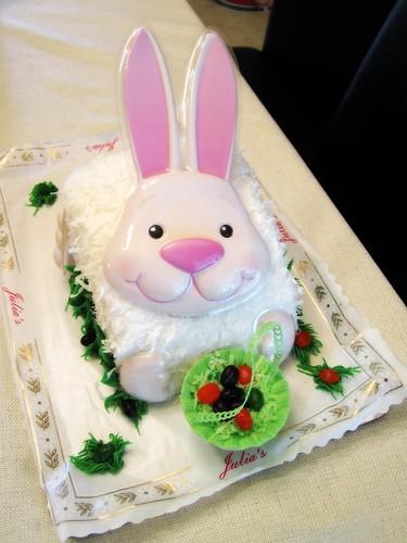 Bunny Rabbit Cake Pops