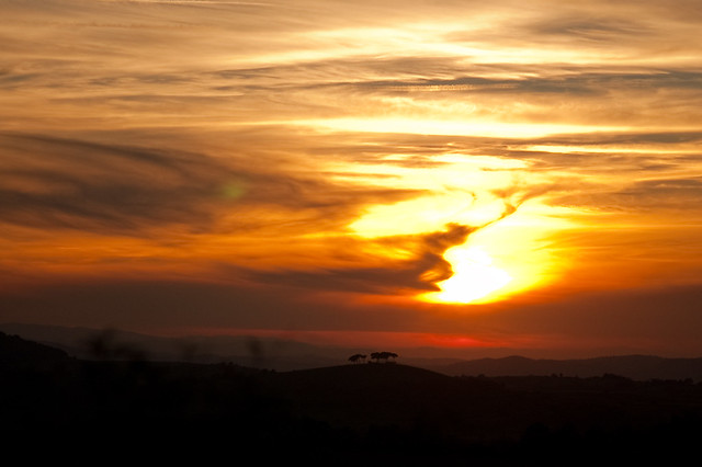 Tuscan Sunset Flickr Photo Sharing