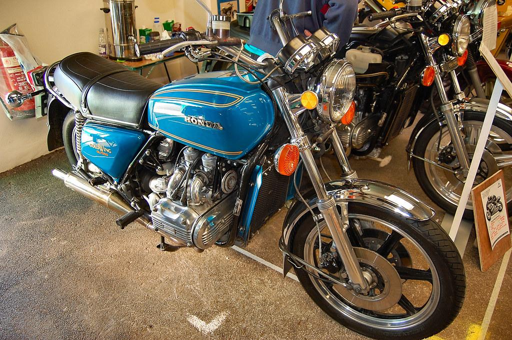 Honda Of Marysville >> The Honda Gold Wing. GL 1000. 1974-79. | The Honda Gold ...